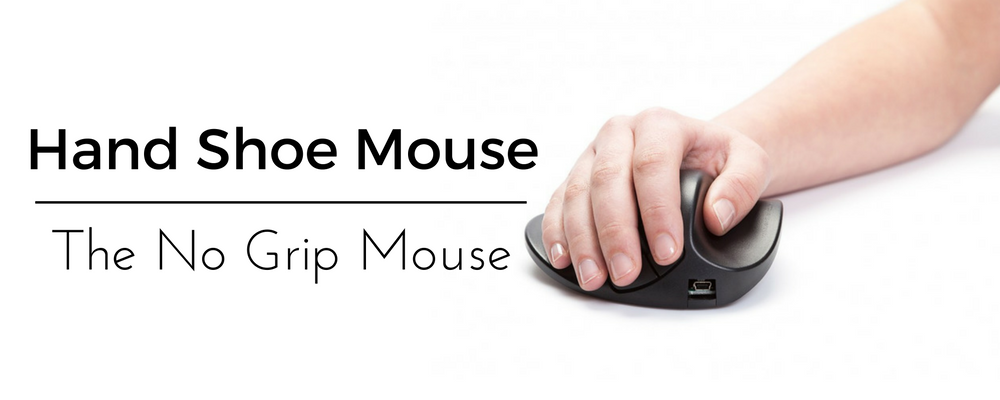 Hand Shoe Ergonomic Mouse