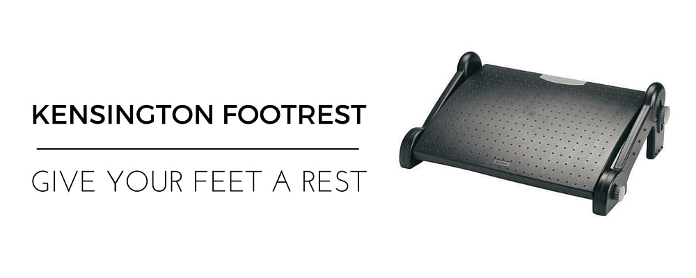 Kensington Ergonomic Foot rest