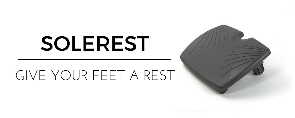 Kensington Solerest Ergonomic Footrest
