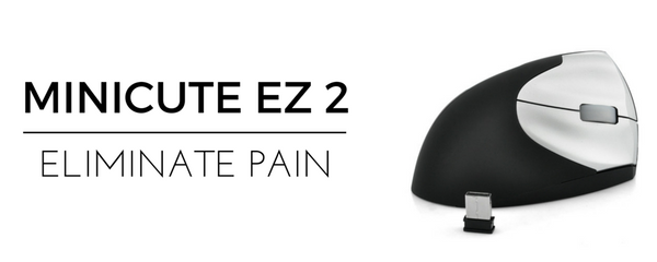 Minicute EZ 2 Ergonomic Mouse