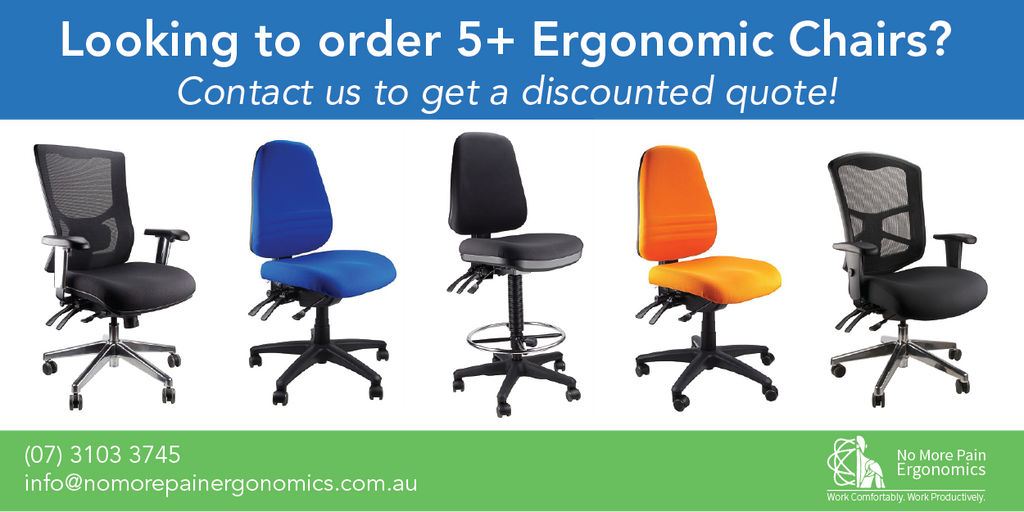 Ergonomic Office Chair Brisbane Sydney Melbourne
