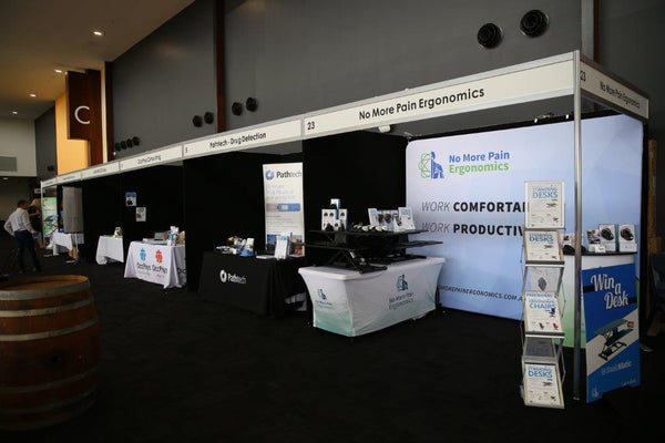No More Pain Ergonomics Trade Show Conference