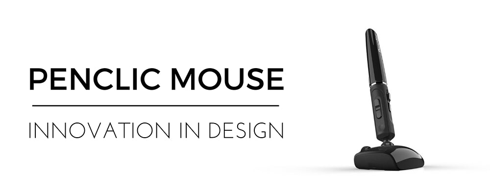 Penclic R3 ergonomic pen mouse