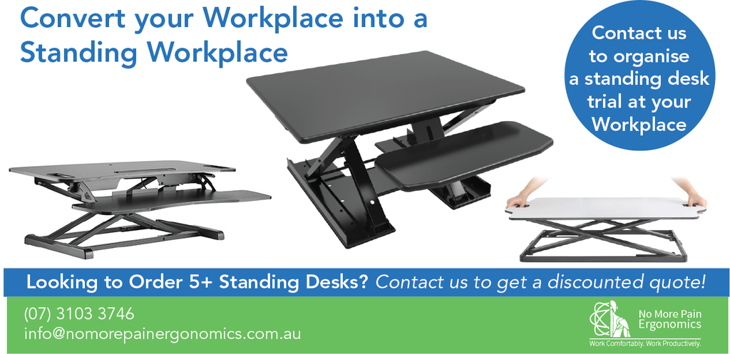 Sit to Stand Ergonomic Standing Desk Cheap Dual Monitor