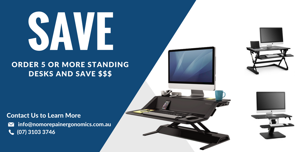 Standing Desk Sit Stand Height Adjustable Desk