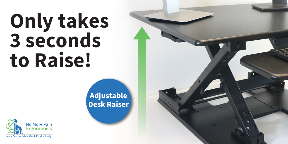 Standing Desk Dual Monitor Cheap