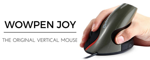 Wowpen joy ergonomic mouse review
