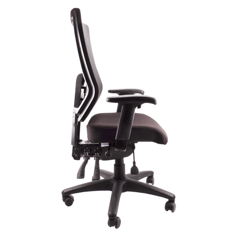 Madrid High Back Clerical Chair