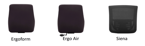 Ergofit Ergonomic Chair - Customise Your Ergonomic Chair