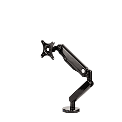 Computer Monitor Arm - Fellowes Platinum Monitor Arm - Single