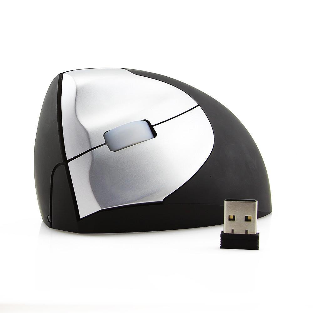ErgoFeel Vertical Ergonomic Mouse
