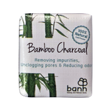 banh, Mini Bamboo Charcoal Soap 30g