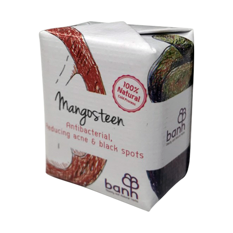 banh, Mini Mangosteen Soap 30g