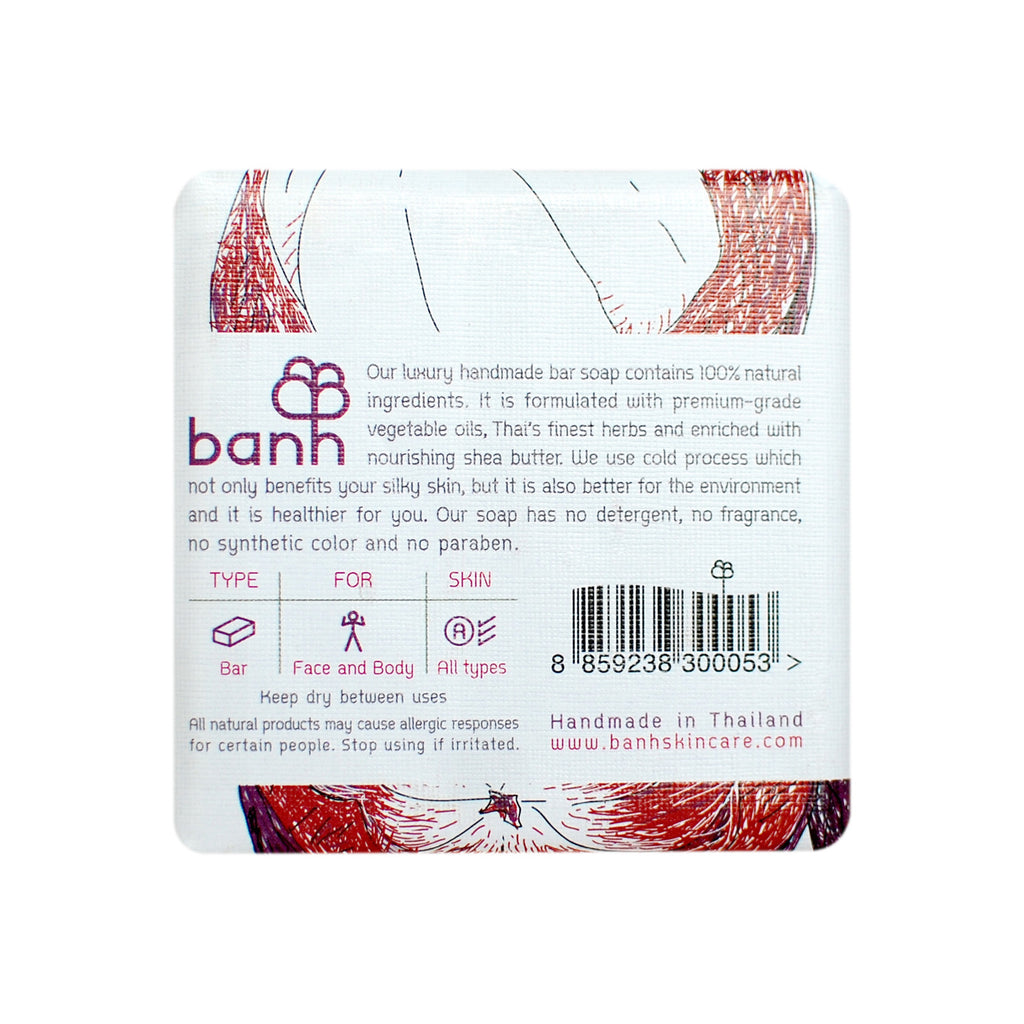 Mangosteen Soap 100g -  - Soap Bar - banh - 4