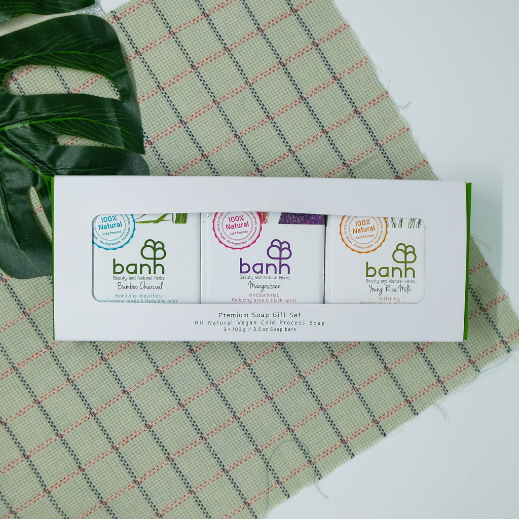 banh 100g Soap Gift Set