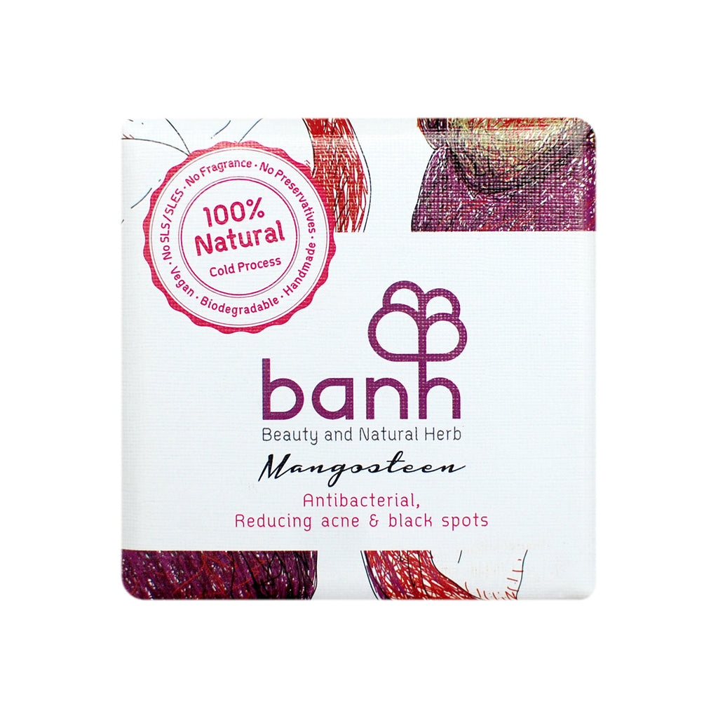 Mangosteen Soap 100g -  - Soap Bar - banh - 2