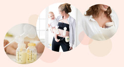 How find the right size breast pump flange