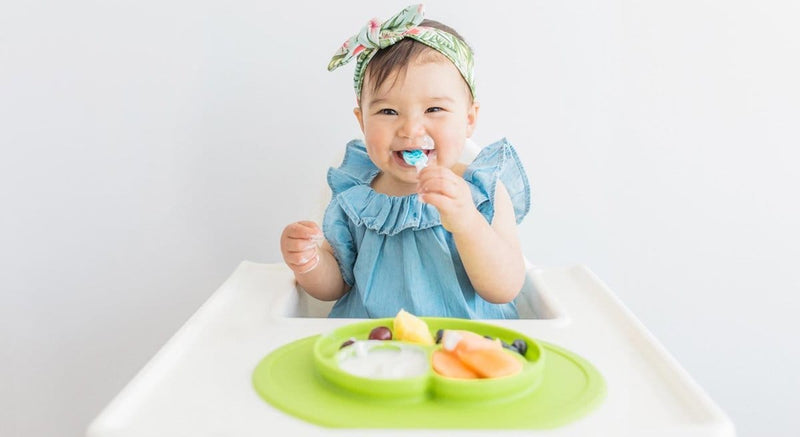 Successful Baby Led Weaning