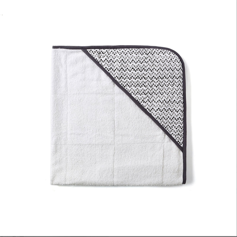 Malabar Baby Bath Towel - Greenwich
