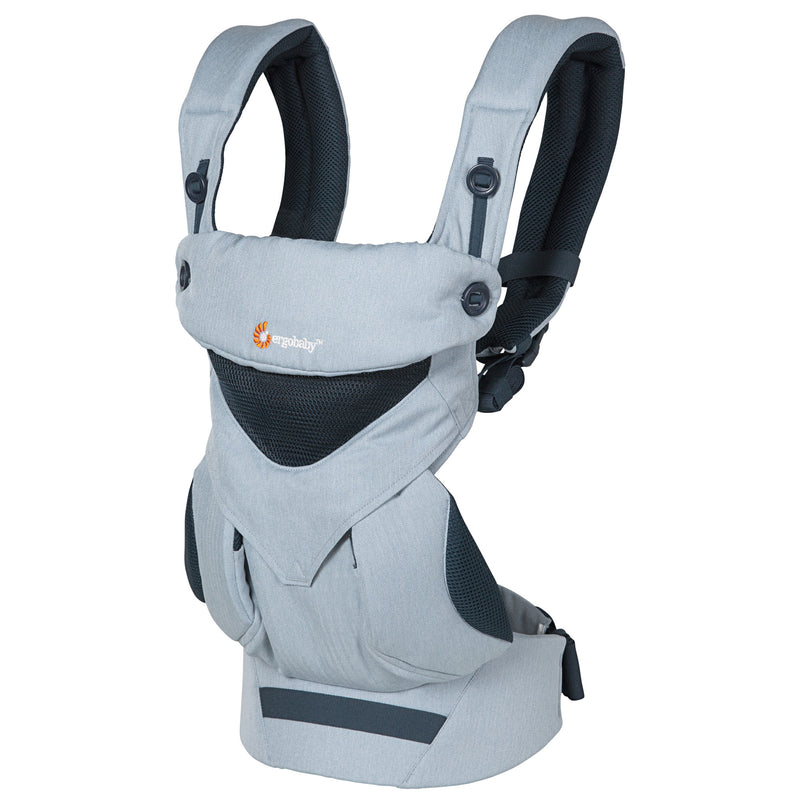 Ergobaby Carrier Omni 360 Cool Air Mesh Chambray