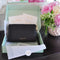 Ben & Ellie Baby Nappy Change Clutch & Sage Wipes Case Set