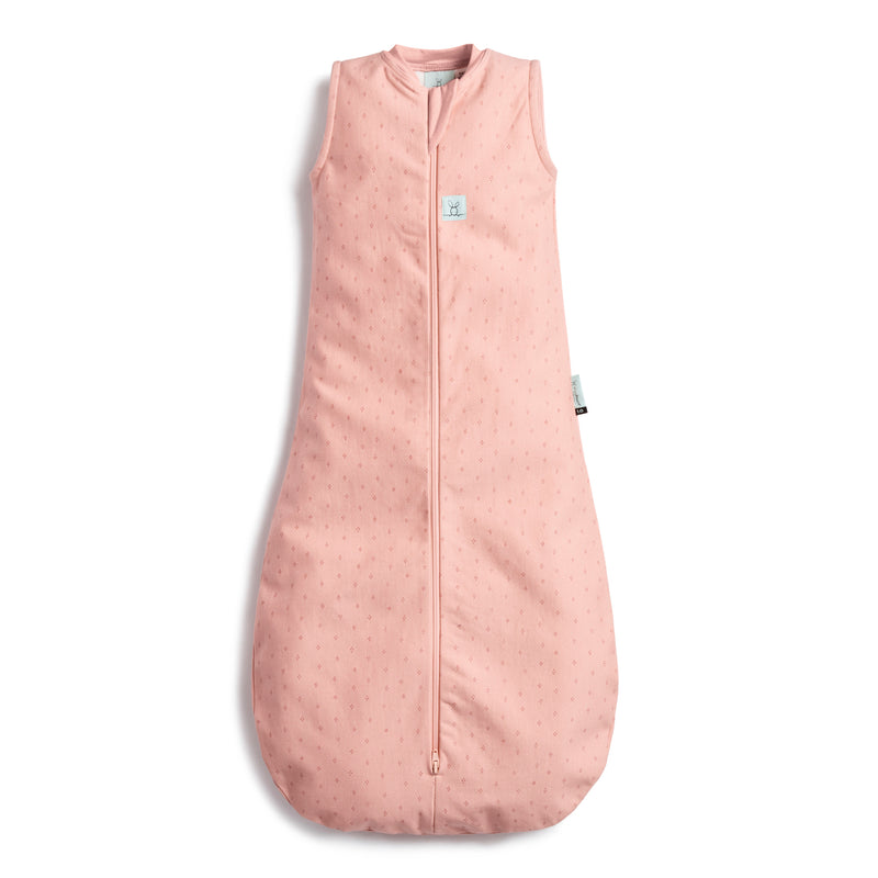 ErgoPouch Organic Cotton Jersey Sleep Bag (1.0 Tog) - Berries