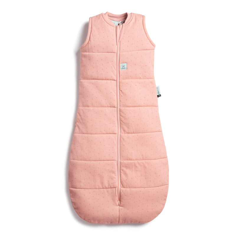 ergoPouch Organic Cotton Jersey Sleep Bag (2.5 Tog) - Berries