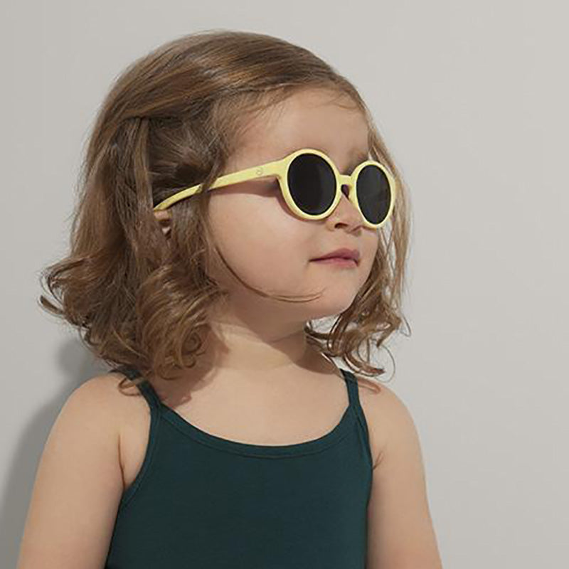 Izipizi Sun Kids Glasses 12-36mo - Lemonade