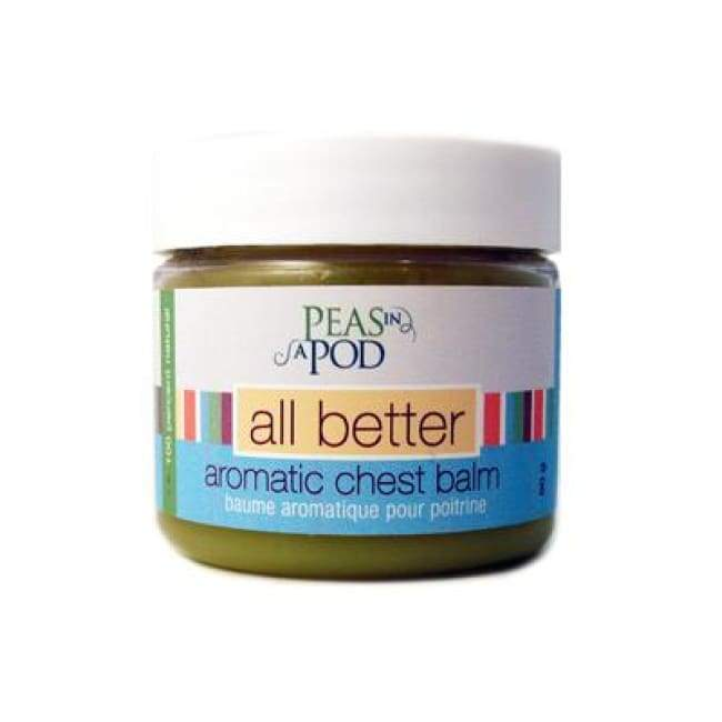 All Things Jill All Better Aromatic Chest Balm | All Things Jill | Baby Skincare