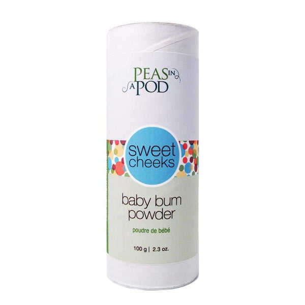 All Things Jill Sweet Cheeks Baby Bum Powder | All Things Jill | Baby Skincare