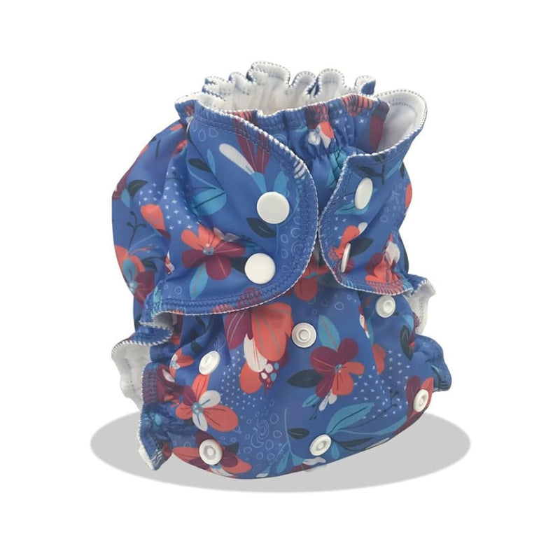AppleCheeks AIO Cloth Diaper - Solar Flower | AppleCheeks | Cloth Diaper