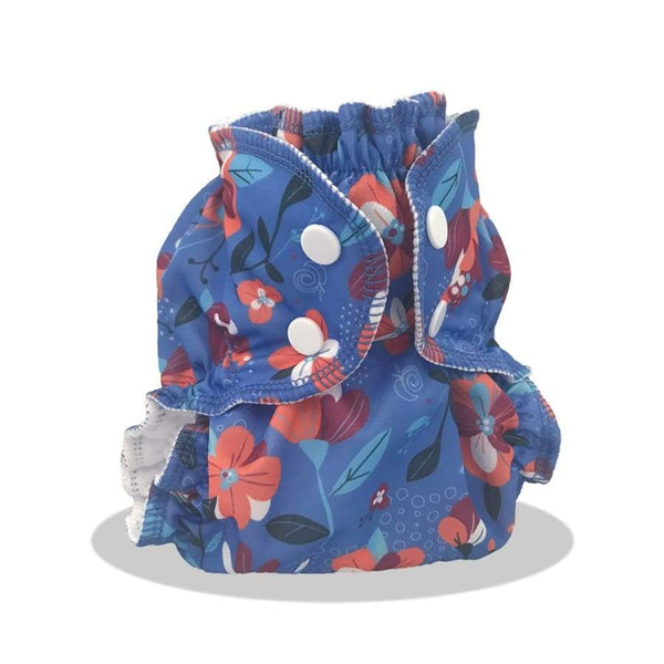 AppleCheeks Cloth Diaper Cover Solar Flower | AppleCheeks | Cloth Diaper