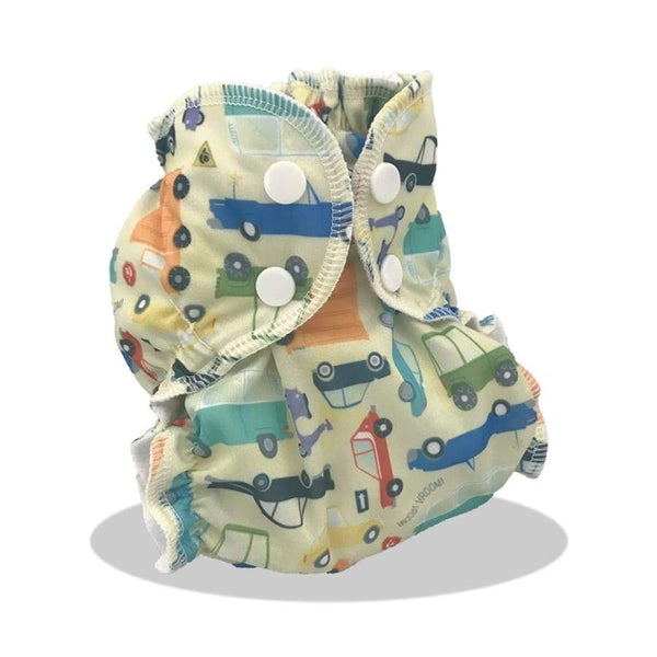 AppleCheeks Diaper Covers Who Cars | AppleCheeks | Cloth Diaper