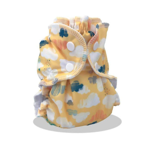 AppleCheeks Diaper Covers Why So Cirrus | AppleCheeks | Cloth Diaper
