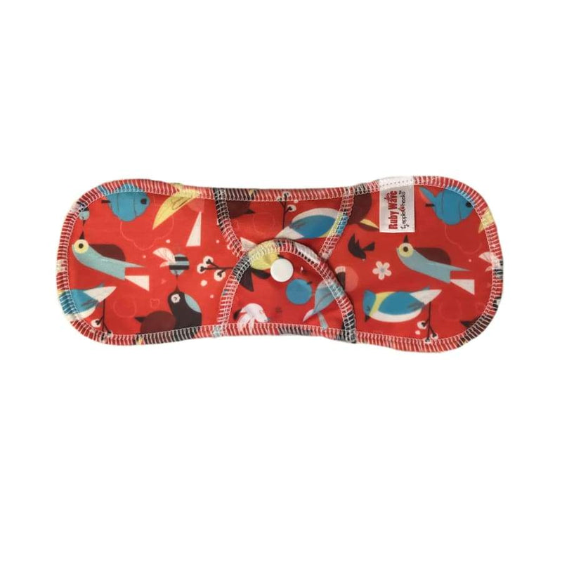 AppleCheeks Ruby Wave Menstrual Pad - Cardinal Rule | AppleCheeks | For Mama