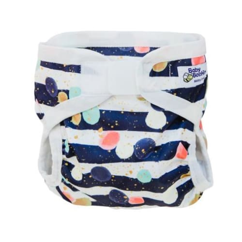 Baby Beehinds Cloth Nappy Cover - Party Pop | Baby Beehinds | Cloth Diaper