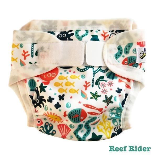 Baby Beehinds Cloth Nappy Cover - Reef Rider | Baby Beehinds | Cloth Diaper