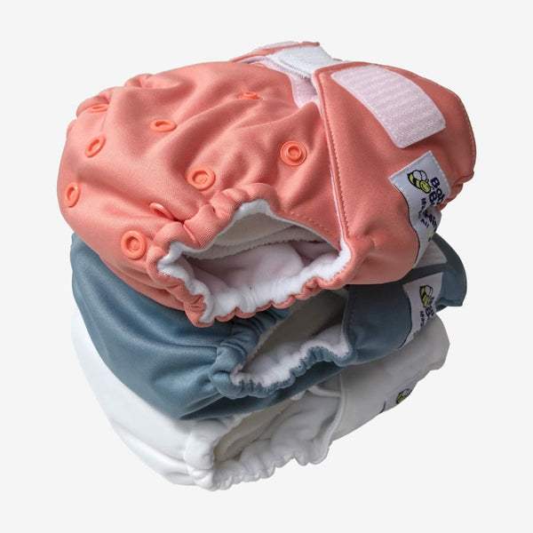 Baby Beehinds Magicall All-In-Two Cloth Diaper 3 pack - Spring | Baby Beehinds | Cloth Diaper