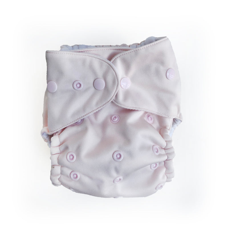Baby Beehinds Magicall Multi-Fit Cloth Diaper - Marshmallow