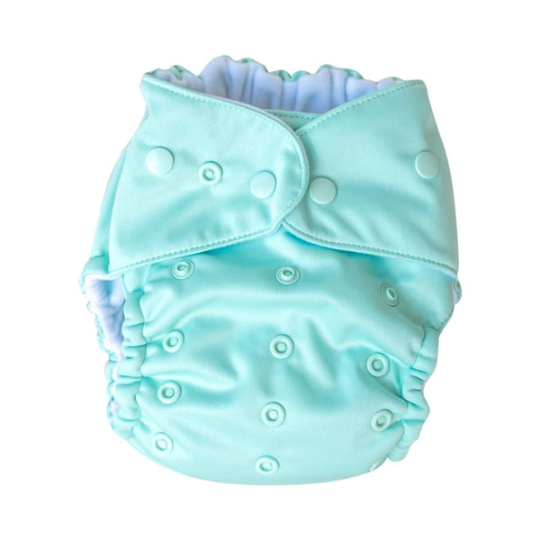 Baby Beehinds Magicall Multi-Fit Cloth Diaper - Aquamarine | Baby Beehinds | Cloth Diaper