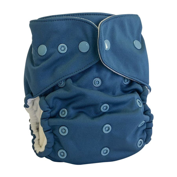 Baby Beehinds Magicall Multi-Fit Cloth Diaper - Azure | Baby Beehinds | Cloth Diaper
