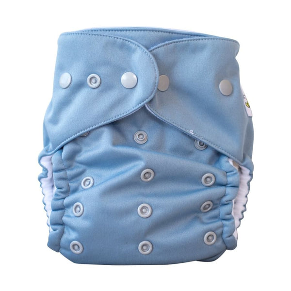 Baby Beehinds Magicall Multi-Fit Cloth Diaper - IceBlue | Baby Beehinds | Cloth Diaper