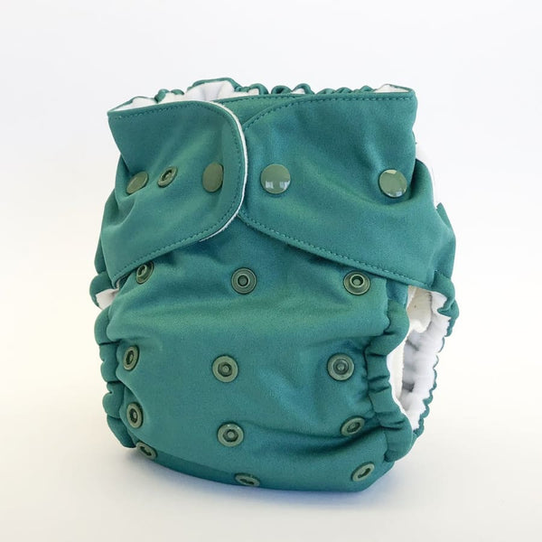 Baby Beehinds Magicall Multi-Fit Cloth Diaper - Sea Green | Baby Beehinds | Cloth Diaper