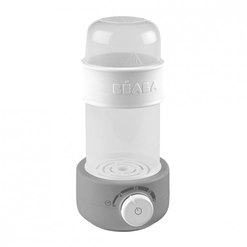 Beaba Baby Milk Second Bottle Warmer - Grey
