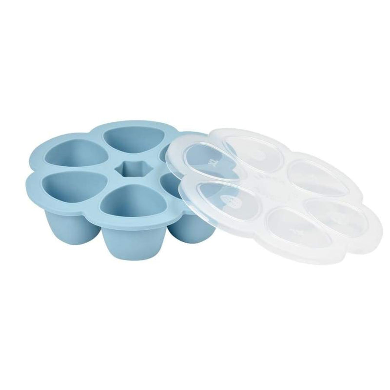 Beaba Freezing Silicone Multiportions 90ML Blue | Beaba | Baby Feeding