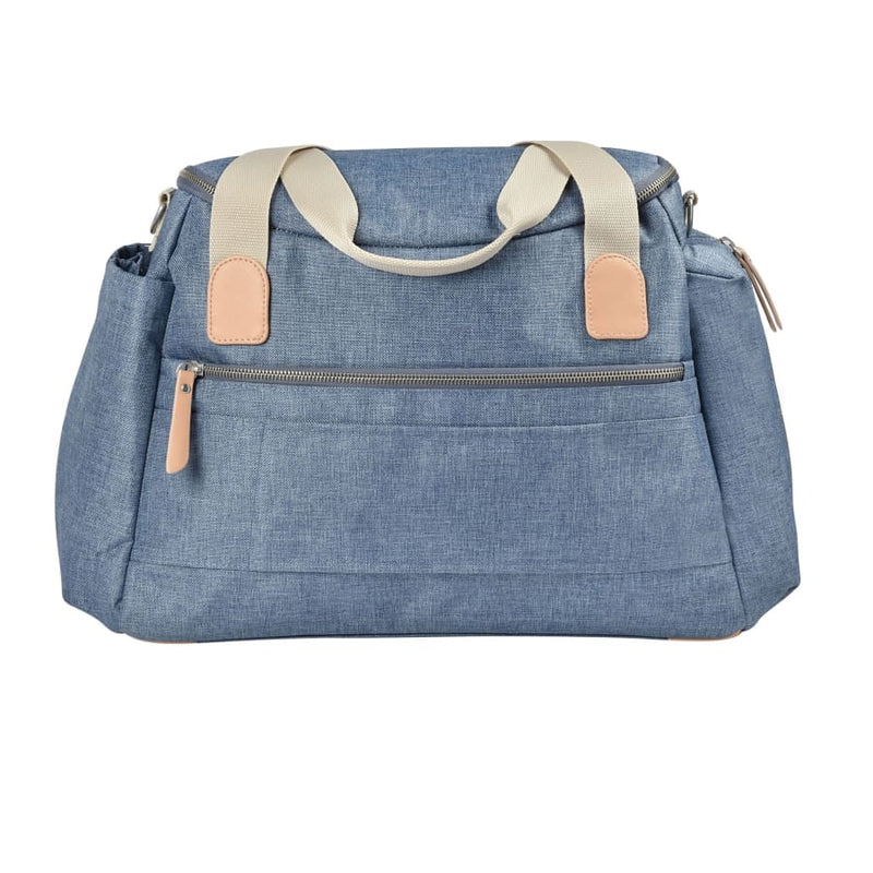 Beaba Sydney II Changing bag - Heather Blue | Beaba | Baby Essentials