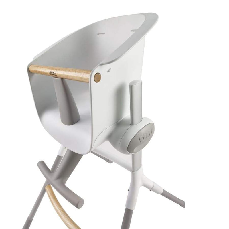 Beaba Up&Down High Chair - Grey/ White | Beaba | High Chair