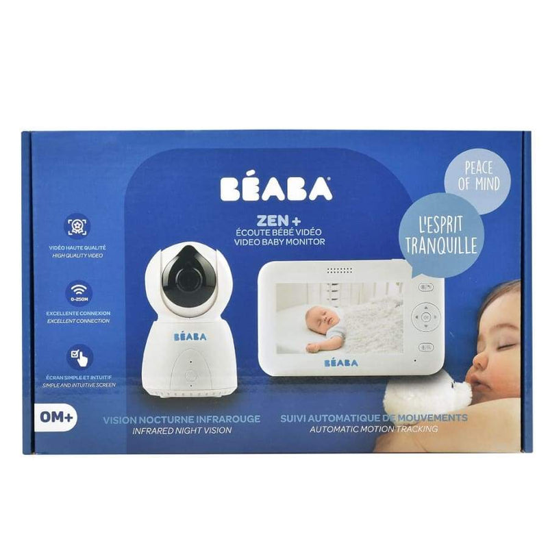 Beaba Video Baby Monitor ZEN + | Beaba | Baby Essentials