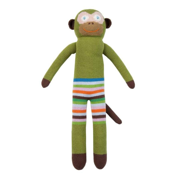 BlaBla Kids Verdi The Monkey Doll | BlaBla Kids | Toys