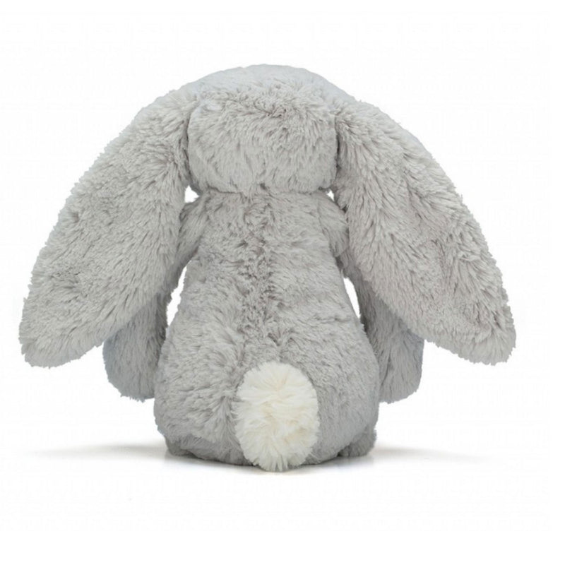 JellyCat Bashful Bunny Silver Medium